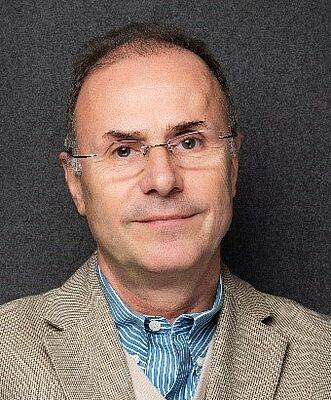 Dr Pierre Verlinden, Managing Director of Amrock